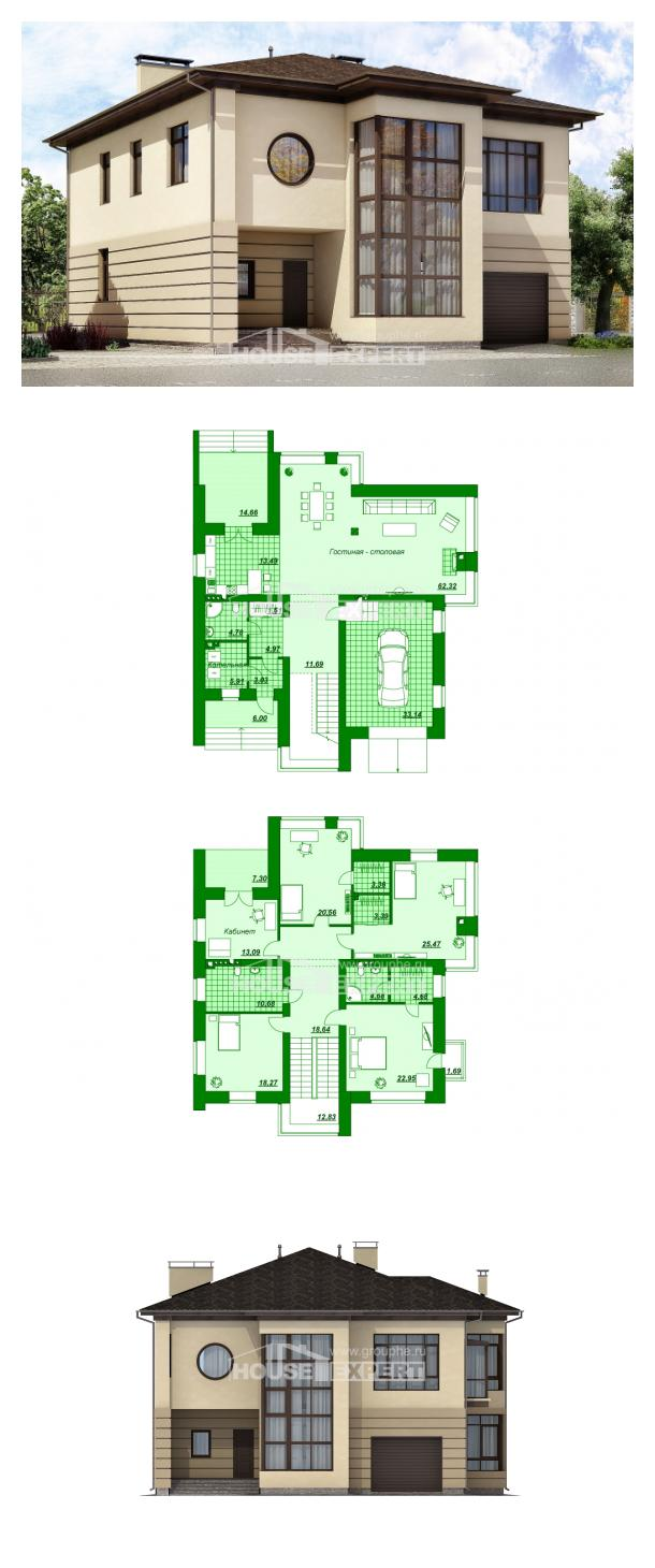 Проект дома 300-006-П   House Expert